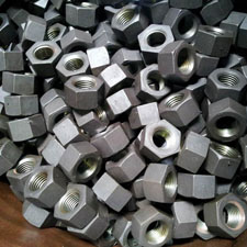 A194 Gr.2H Heavy Hex Nuts, ANSI B18.2.1, 1/2 Inch