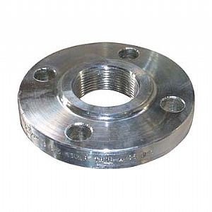 Hot Dipped Galvanized Thread Flanges