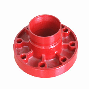 ASTM A536 Ductile Iron Flange Adaptor, 3 Inch