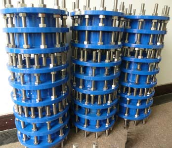 Ductile Iron Dismantling Joint, Epoxy, PN16, DN200