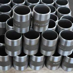 ASTM A106 GR.B Seamless Nipple Pipe, SCH.STD, NPT