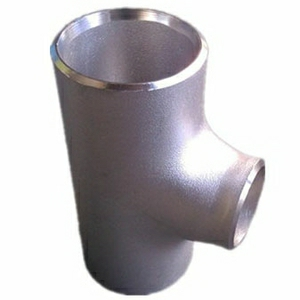 Seamless Reducing Tee, ASTM A403 WP316L, ANSI B16.9