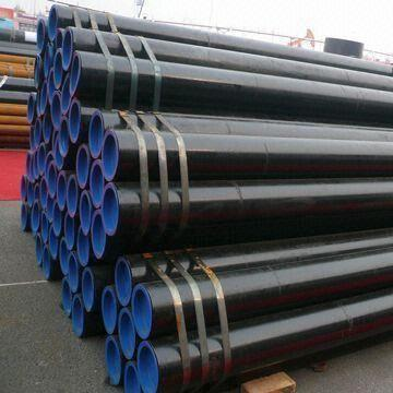 ASTM A53 Gr B Seamless Steel Pipe, DN200, SCH 40