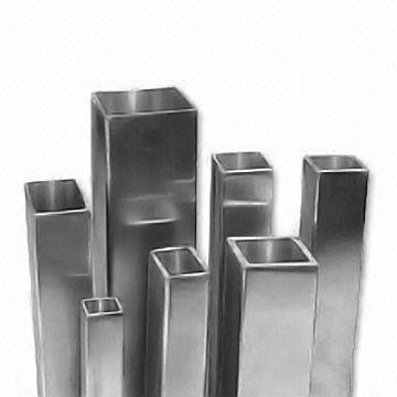 Square Stainless Steel tubes