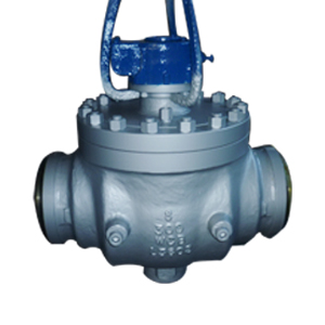A216 WCB Top Entry Ball Valve, 300#, BW, 8 Inch, Gear
