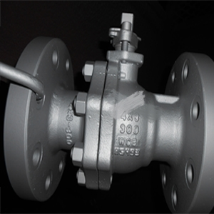 BS 5351 Ball Valve, ASTM A216 WCB, 4X3IN, CL300