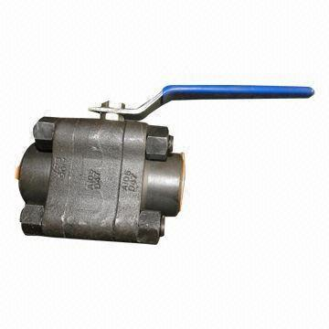 Cast Steel Ball Valve, API6D, ANSI B16.34 Standards