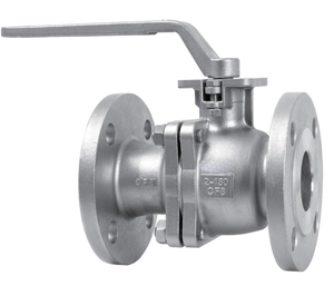 Cast Steel Floating Ball Valve, 150#, Anti-Static Device
