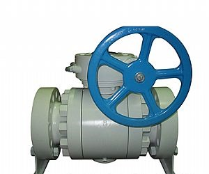 Forged Steel Ball Valves