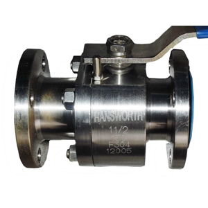Stainless Steel Forged Ball Valve, Full Bore, 150 LB