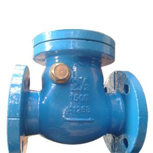 AWWA C508 Swing Check Valve, Cast Iron A 126 GR.B, 150#