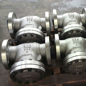 Carbon Steel Check Valve, BS 1868, 6IN, CL300, RF
