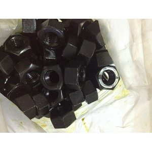 Hex Head Nuts, Heavy Type, ANSI B18.2.1, ASTM A194 2H