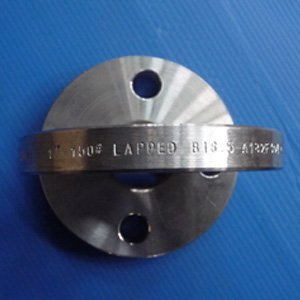 ASTM A182 F304 Lapped Joint Flange, 1 Inch, ANSI B16.5