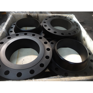 ASME B16.5 WN Flange, A105, 10IN, CL300, SCH STD