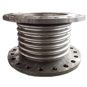 AISI316 Flanged Expansion Joint, 14 Inch, 300LB, 350MM