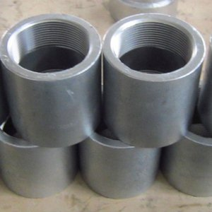 Galvanized Full Coupling, ASME B16.11, PN400, DN80