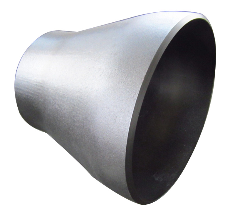 ASTM A234 Concentric Reducer, 16 × 10 Inch, Butt Weld