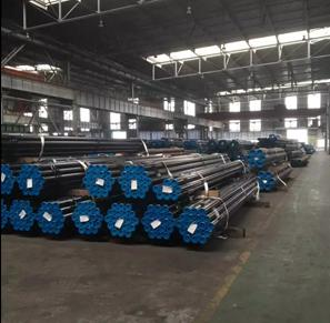 API 5L Gr.B Seamless Carbon Steel Pipe SCH 40