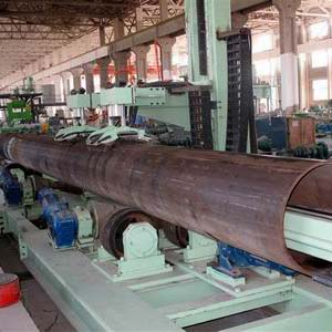 ASME B36.10 LSAW Pipe, SCH.XS, 30 Inch, 12 Meters