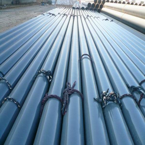 FBE Coated Seamless Pipe, 8 Inch, 12 Meters, SCH.STD