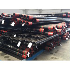 API 5CT Seamless Piping, N80Q, 4-1/2 Inch, Ends Design EU/RD