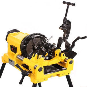 Compact Threading Machine, 38 RPM, 1500W, 50/60Hz