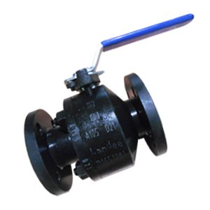ASTM A105 Ball Valve, 304SS Ball, PTFE Seat, 1.5 Inch, 150LB