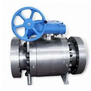 Bolted Bonnet Ball Valve, ASTM A105, 6 Inch, CL600