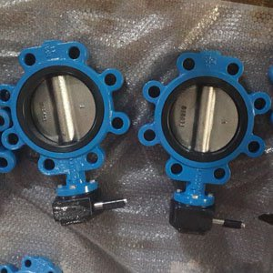 Lugged Butterfly Valve, Ductile Cast Iron, DN150
